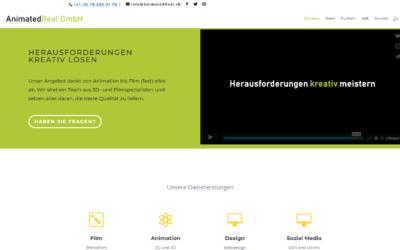 AnimatedReal GmbH im neuen Gewand ist online