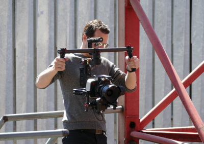 Drehtag Kamera Gimble 4k