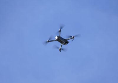 Drehtag Drohne