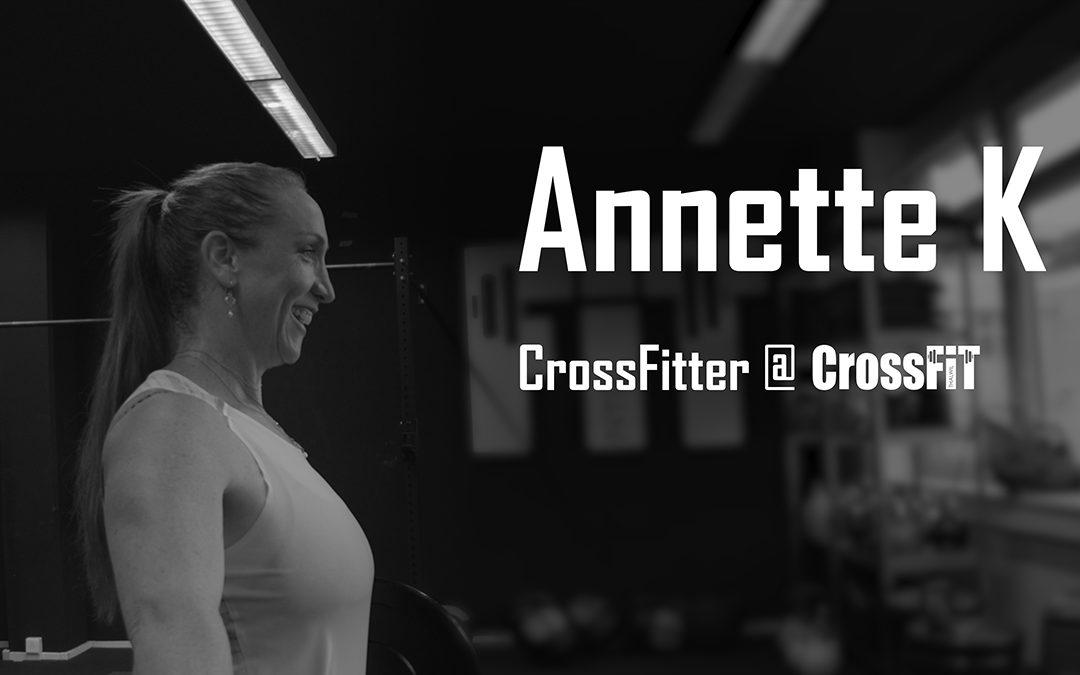 Kundenfilm Testimonial Video CrossFit Thalwil Zürich Annette K