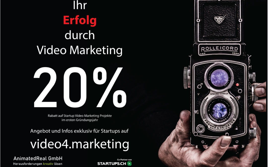 Marketing Video für Startups!